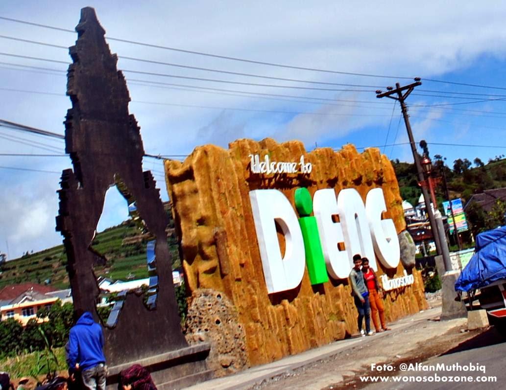 10 Fakta Unik Kota Wonosobo Asri Wonosobozone Monumen Dieng Alun