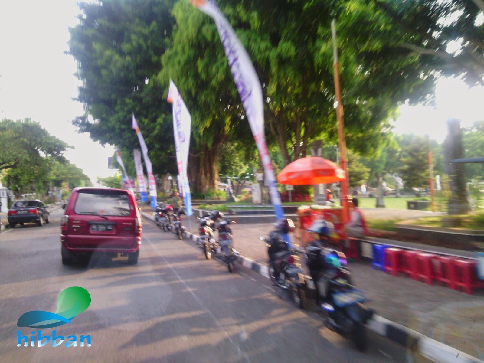 Alun Kabupaten Wonosobo Jawa Tengah Kab