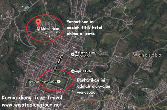 Foto Informasi Hotel Bhima Wonosobo Benar Paket Wisata Dieng Ditulis