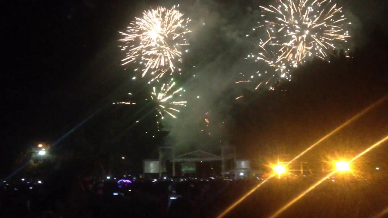 Happy Year 2017 Live Wonosobo Alun Youtube Kab