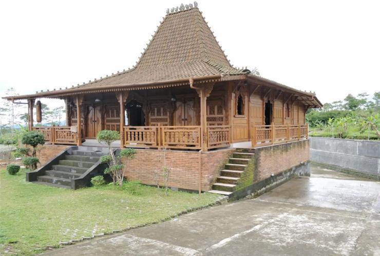 Joglo Mudal Wonosobo Rates Traveloka Exterior Building Common Space Alun