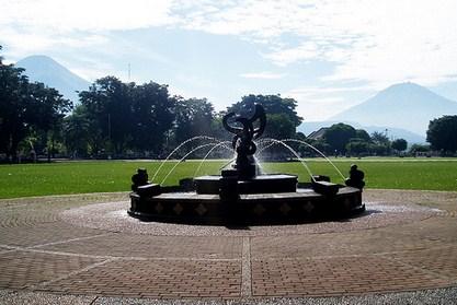 Pesona Destinasi Objek Wisata Alun Kota Wonosobo Jawa Tengah Sarankan