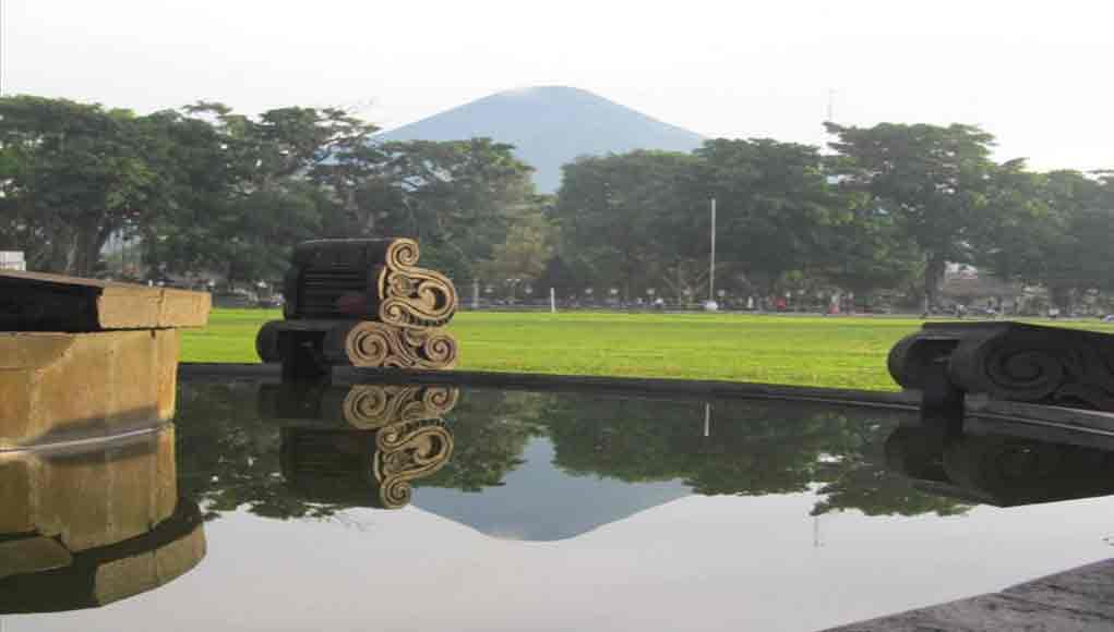 Pesona Indonesia Tempat Wisata Wonosobo Dieng Alun Kota Kab