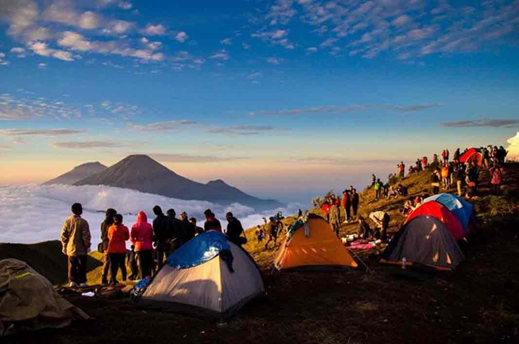 Rekomendasi Tempat Wisata Keren Dieng Wonosobo Alun Kab