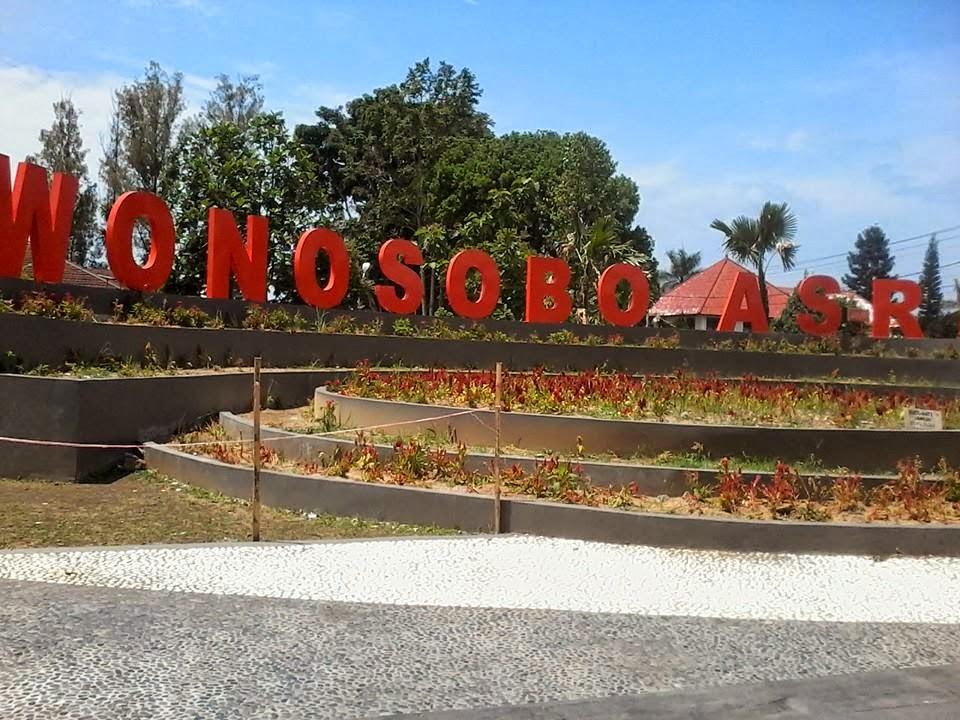 Wisata Alun Wonosobo Jawa Tengah Salah Satu Terindah Ruang Publik