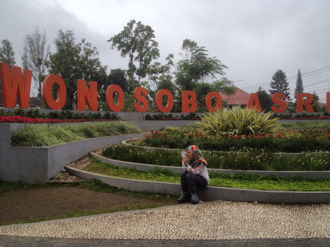 Wisata Dieng Anicezone Blog Alun Wonosobo Photo Salma Ayu Fauzia