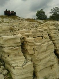 Istanarina Lubang Sewu Grand Canyon Wonosobo Kab
