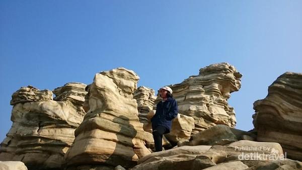 Keliling Wonosobo Temanggung Purwokerto Cuti Itinerarinya Sphinx Ala Lubang Sewu
