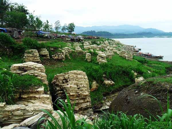 Lubang Sewu Grand Canyon Ala Wonosobo Mangkoko Kab