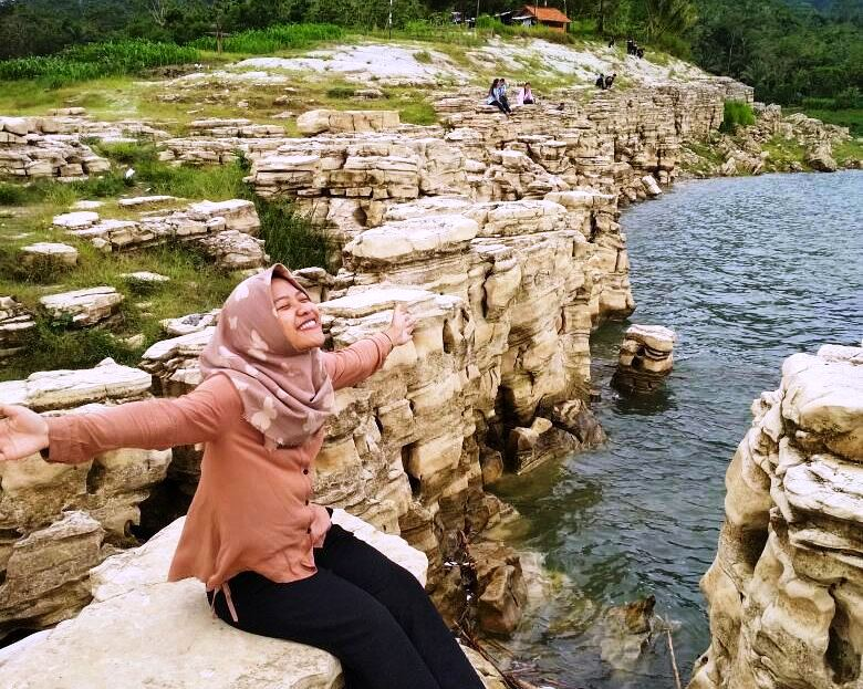 Lubang Sewu Grand Canyon Wonosobo Kab