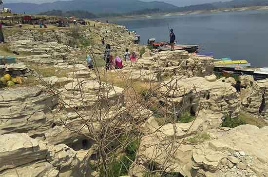 Lubang Sewu Lokasi Wisata Menarik Wonosobo Patut Kunjungi Kab