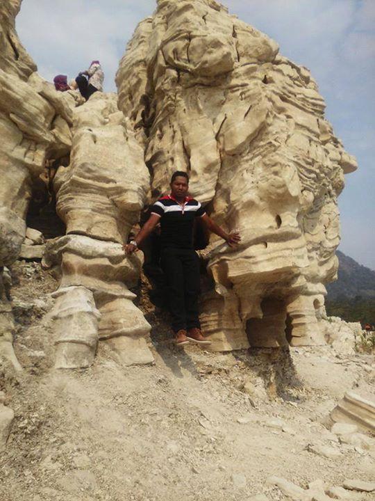Wisata Lobang Sewu Erorejo Wonosobo Perawan Ting Antara Wilayah Wadaslintang