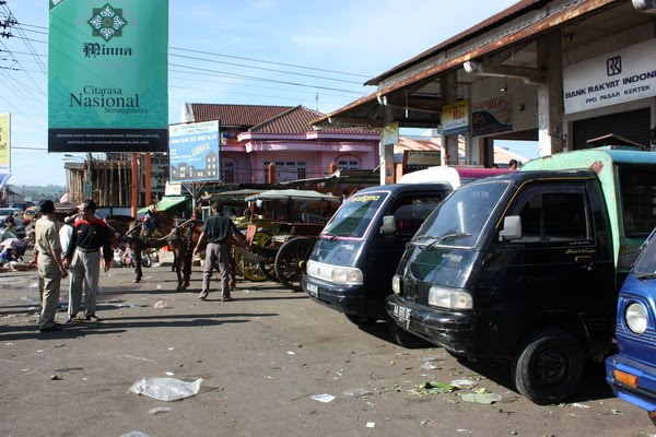 Blognya Kertek Wonosobo Juni 2010 Tak Menjadi Satu Kesatuan Kota