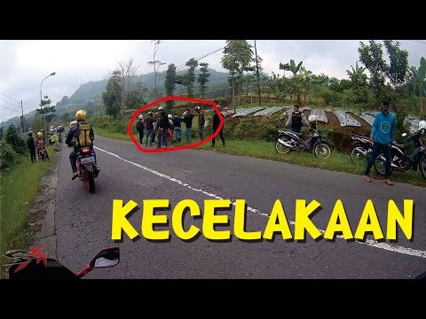 Crash Hati Sepanjang Jalur Kledung Kertek Wonosobo Rawan Kecelakaan Pasar