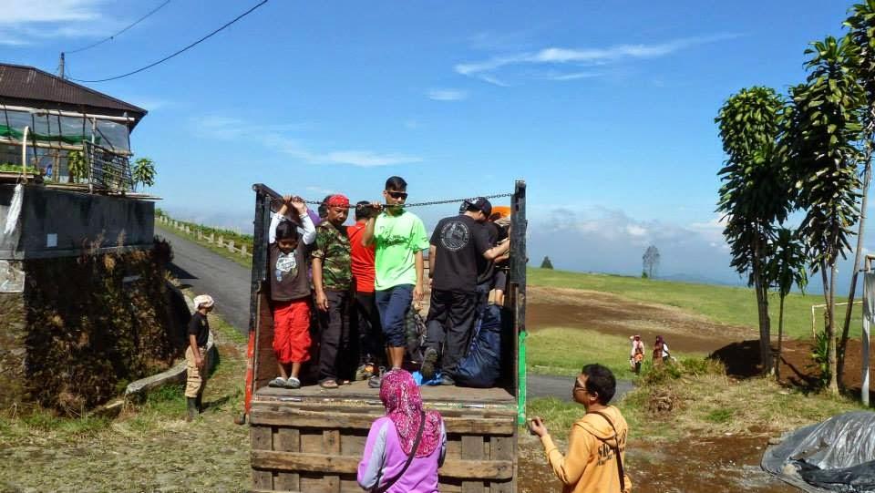 Gunung Sumbing Bowongso Sesampai Desa Registrasi Rumah Bapak Kepala Jalur