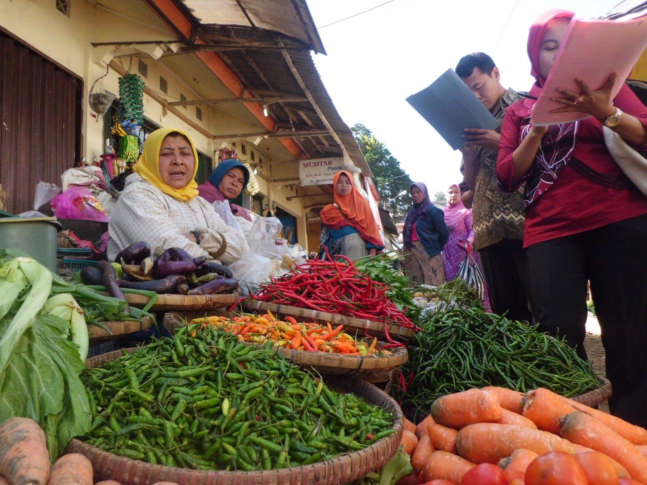 Harga Kepokmas Pasar Tradisional Wajar Wonosobozone Tpid Mencatat Perubahan Terjadi