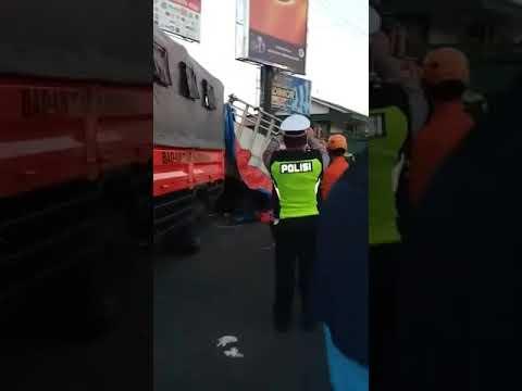 Kecelakaan Sabtu Pagi 30 Juni Pasar Kertek Wonosobo Youtube Kab