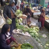 Pasar Kertek Wonosobo Jawa Tengah Foto Diambil Oleh Uji 6