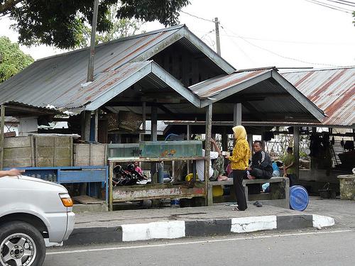 Pasar Kertek Wonosobo Kab