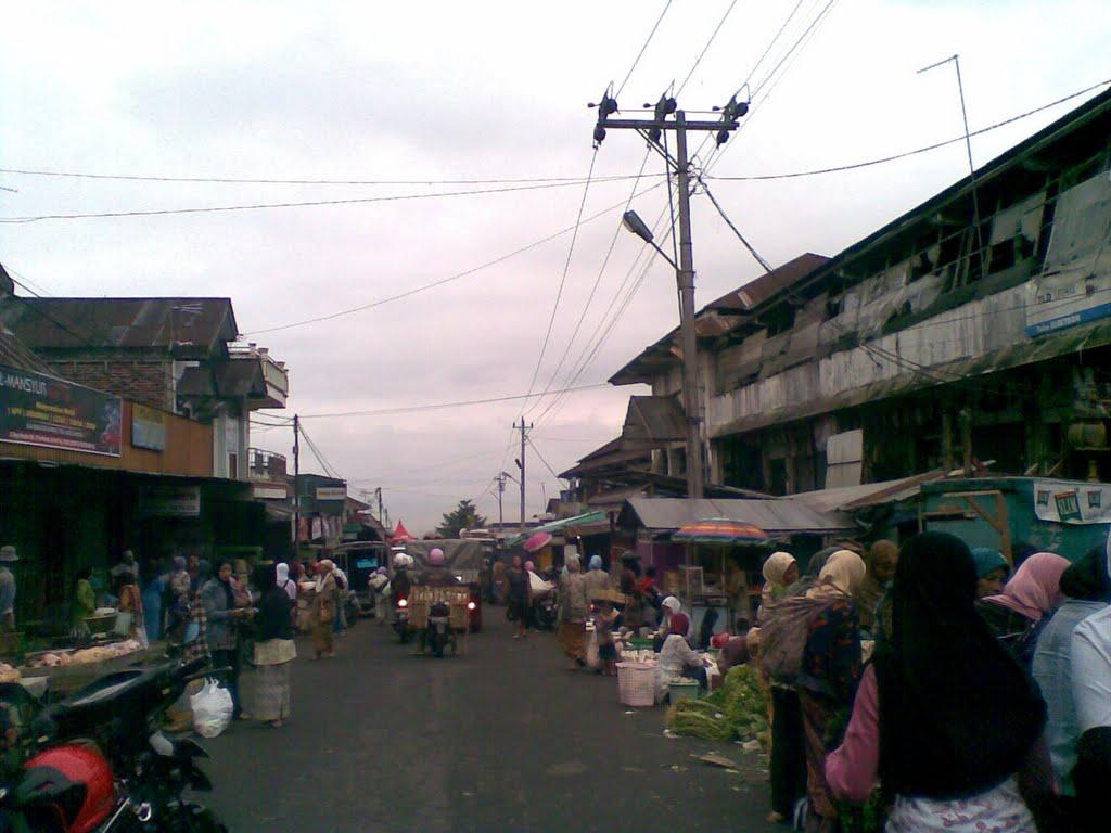 Pasar Kertek Wonosobo Mapio Net 06 0 Kab