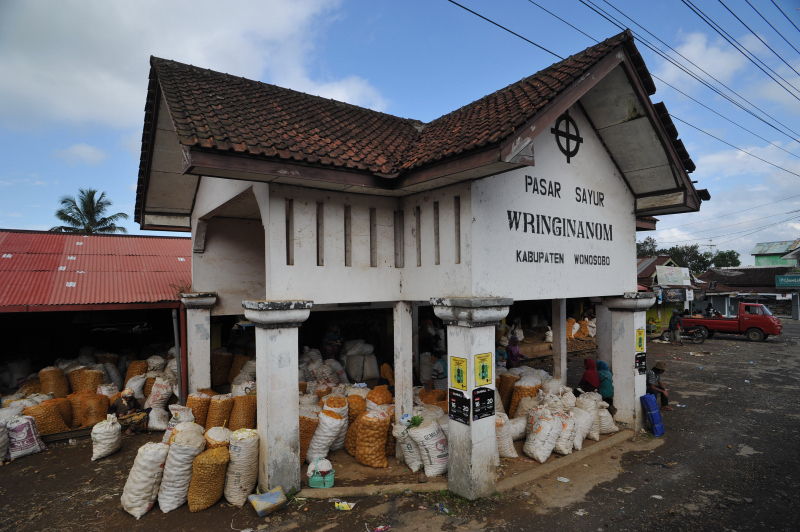Pasar Sayur Wringinanom Wonosobo Uud Hudana Blog 2014 08 03