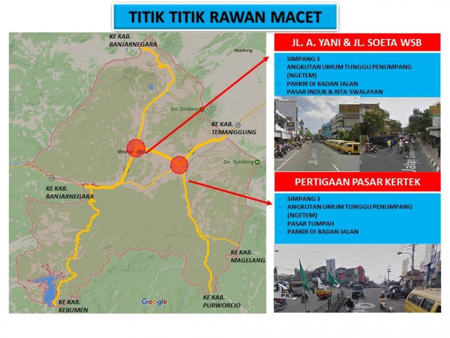 Sektor Strategis Kondusif Kabupaten Wonosobo Siap Sambut Idul Fitri 1438