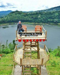 11 Gambar Bukit Seroja Wonosobo Rute Lokasi Wisata Katanya Yuk