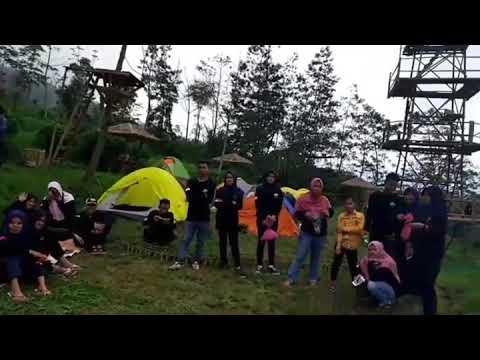 Bukit Cinta Lembah Seroja Garung Wonosobo Youtube Puncak Kab