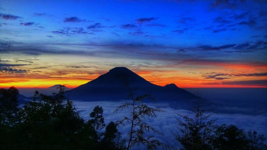 Gunung Seroja Desa Tlogo Garung Kab Wonosobo Jateng Instagram Hitz