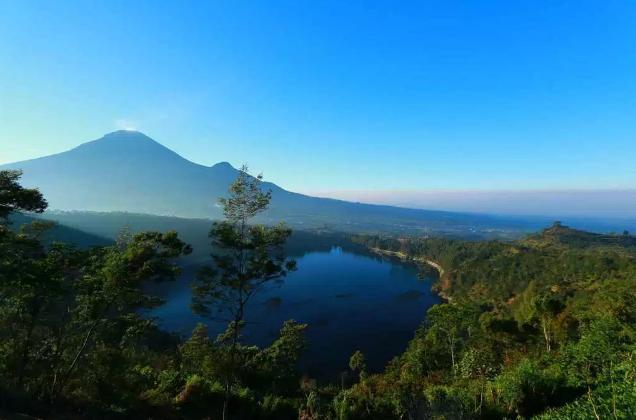 Lembah Seroja Menjer Desa Kabupaten Wonosobo Pos Pesona Pedia Hampir