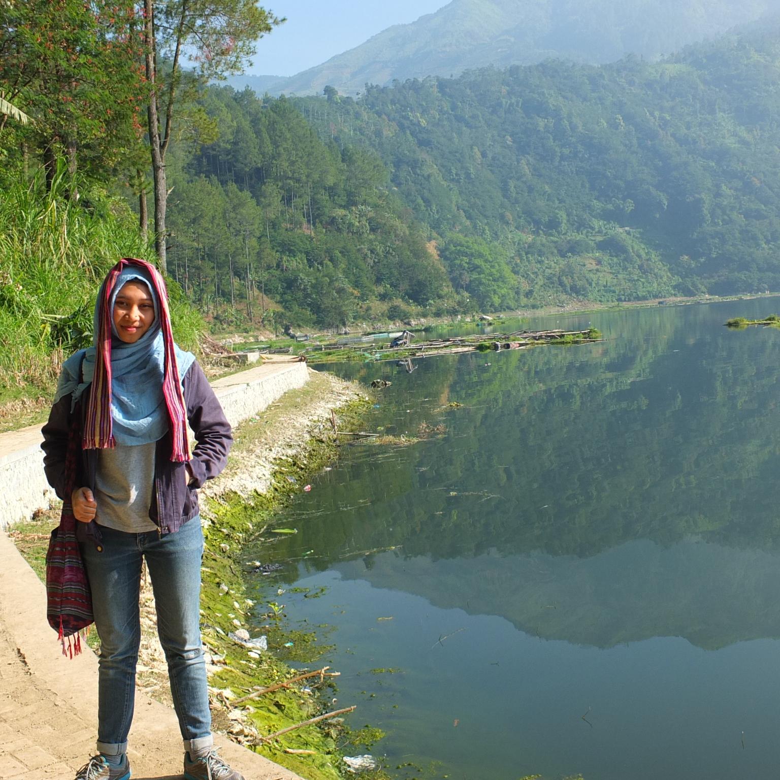 Mendaki Bukit Seroja Dscf1489 Puncak Kab Wonosobo