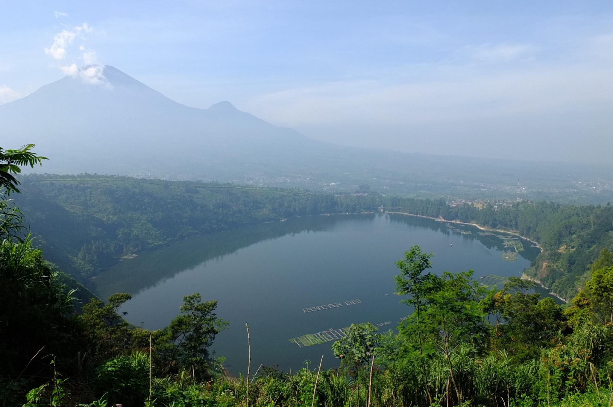 Mendaki Bukit Seroja Dscf1634 Puncak Kab Wonosobo