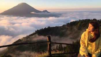 Menelisik Keindahan Telaga Menjer Lembah Seroja Obyek Wisata Inilah Gambar