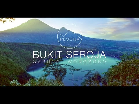 Pesona Bukit Seroja Wonosobo 2016 Youtube Puncak Kab