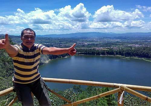Semarang Selfie Puncak Bukit Seroja Wonosobo Bakal Bikin Kab
