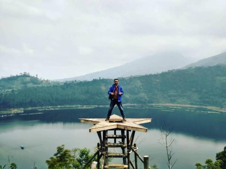 Wisata Alam Lembah Bukit Seroja Wonosobo Zona Dieng Pendakian Sendiri