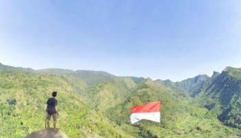 Wisata Alam Seroja Wonosobo Balik Telaga Menjer Jejak Bukit Patirana