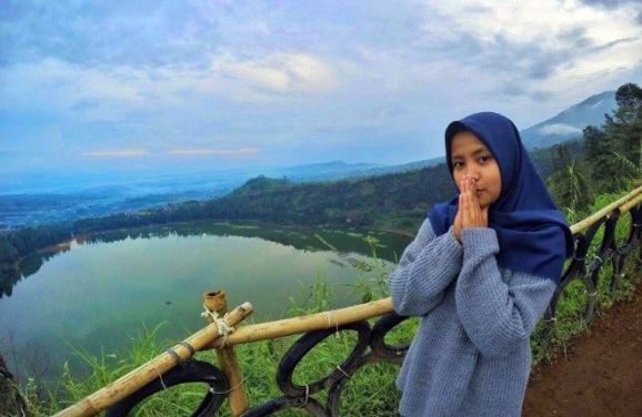 Wisata Alam Seroja Wonosobo Balik Telaga Menjer Jejak Bukit Puncak