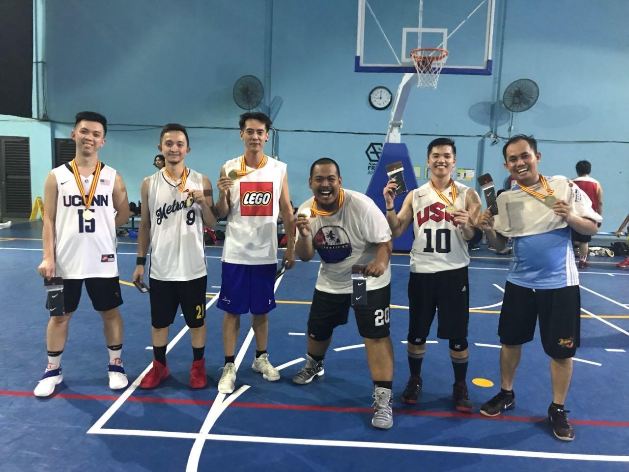 Basket Srengseng Jakarta Barat Playfield Kids Academy Page 3 Hutan