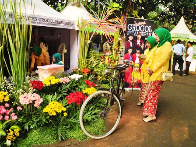 Festival Budaya Betawi Beritajakarta Id Hutan Kota Srengseng Administrasi Jakarta