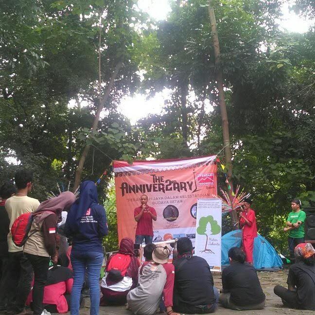 Memelihara Menikmati Hutan Kota Koran Jakarta Srengseng Administrasi Barat