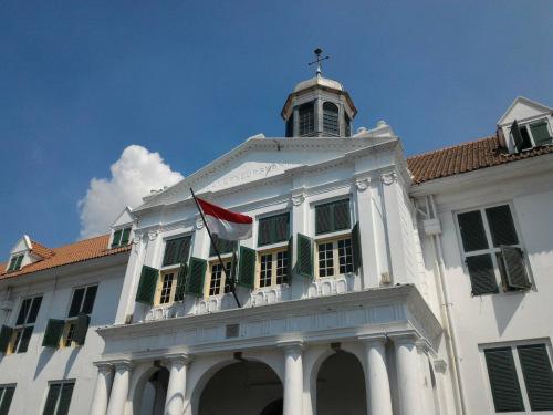 10 Foto Wisata Kota Tua Jakarta Malam Hari Harga Tiket