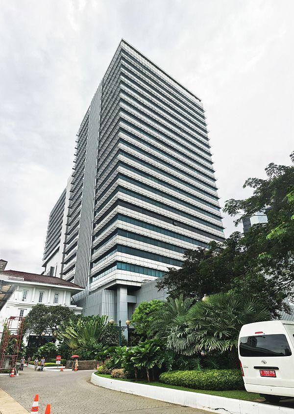 Balai Kota Dki Jakarta Wikiwand Gedung Blok Digunakan Sebagai Kantor