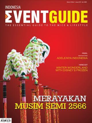 Eventguide Magazine Indonesia Edisi Januari 2015 Event Guide Issuu Page