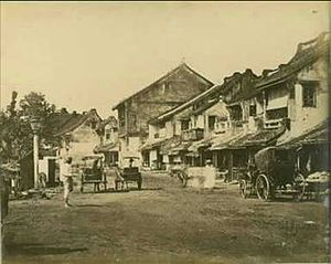 Glodok Wikipedia Bahasa Indonesia Ensiklopedia Bebas Kelenteng Jin De Yuan