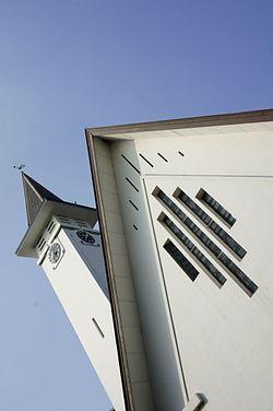 Gpib Paulus Jakarta Wikipedia Bahasa Indonesia Ensiklopedia Bebas Gedung Gereja