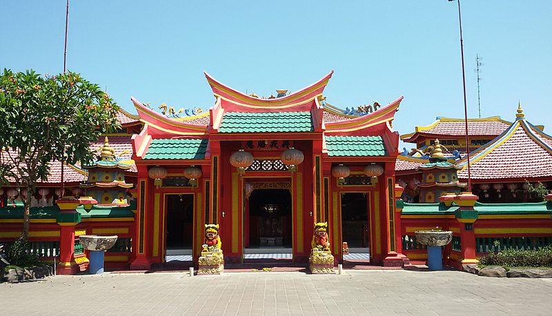 Kelenteng Kong Bio Tabanan Caow Eng Jin De Yuan Kota