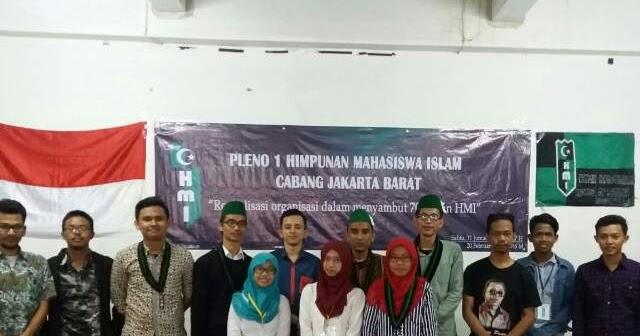Latihan Kader 2 Lk Hmi Cabang Jakarta Barat Segera Digelar