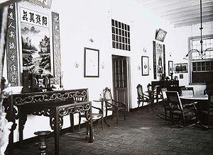 Palmerah Jakarta Barat Wikipedia Bahasa Indonesia Ensiklopedia Bebas Rumah Landhuis