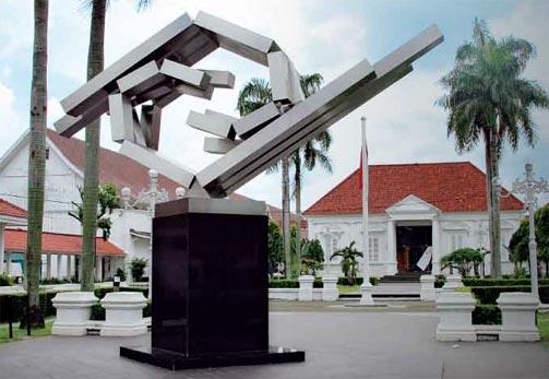 Arissari10 Laman 4 Galeri Nasional Indonesia Hadir Sebagai Sebuah Lembaga
